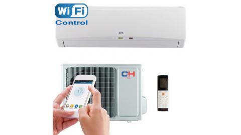 Кондиціонер Cooper&Hunter - Alpha Inverter CH-S09FTXE with WiFi