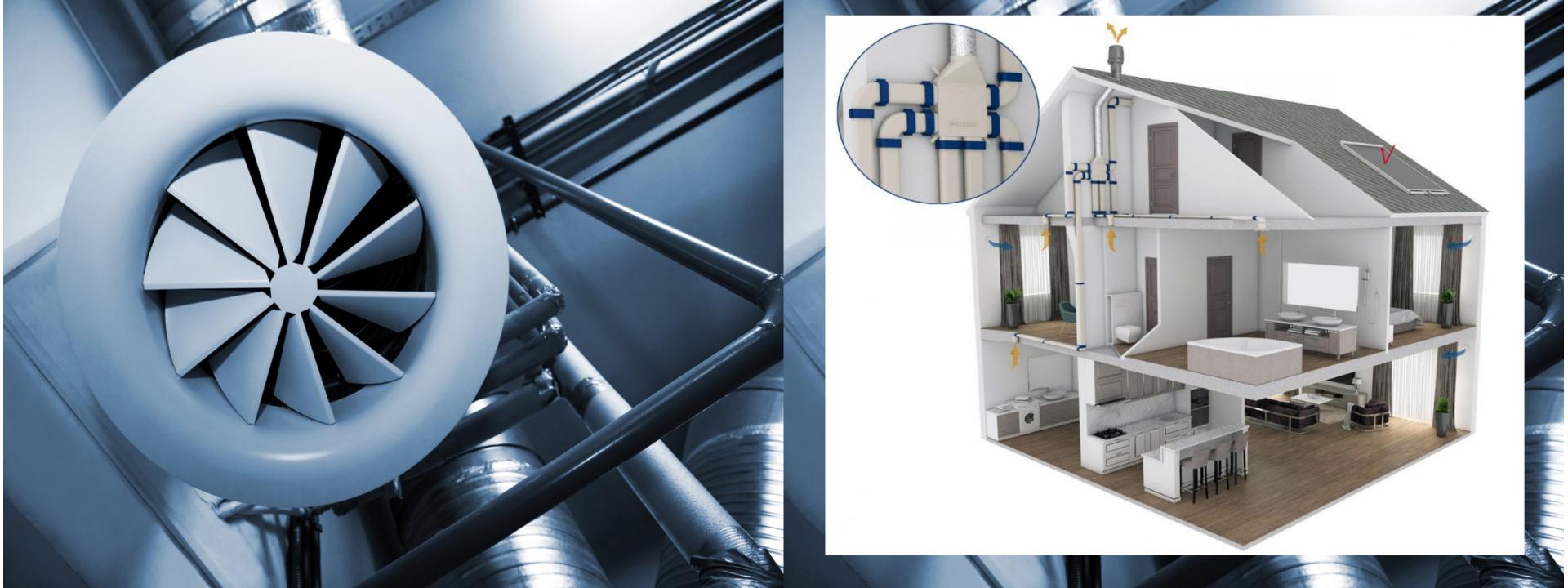 Системи побутової і промислової вентиляції